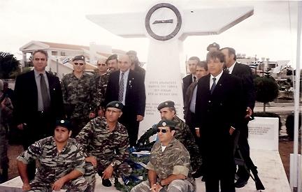20. Μνημείο Πεσόντων Ελλήνων Αεροπόρων 1974